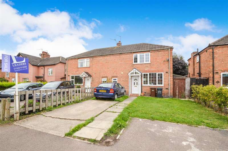 3 Bedrooms Semi Detached House for sale in Palmer Avenue, Loughborough