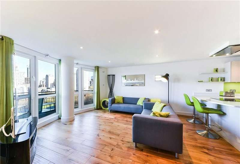 3 Bedrooms Apartment Flat for sale in New Atlas Wharf