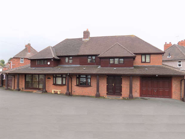 5 Bedrooms Detached House for sale in Tiled House Lane, Brierley Hill, Brierley Hill, DY5
