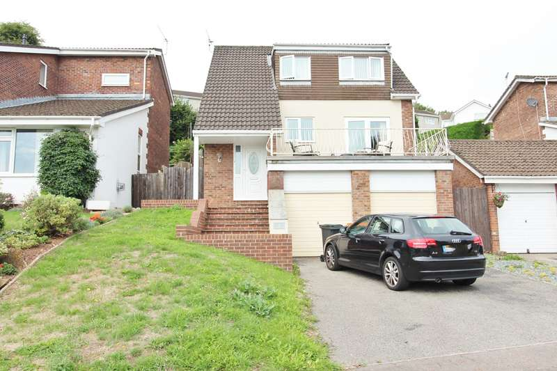 4 Bedrooms Detached House for sale in Springfield Drive, Newport, NP19