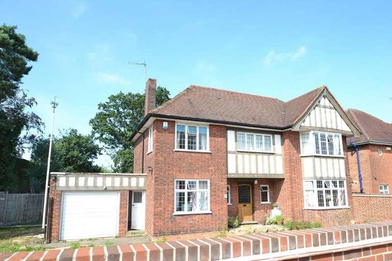 3 Bedrooms Detached House for sale in Elsmere Road, Ipswich, IP1 3SZ