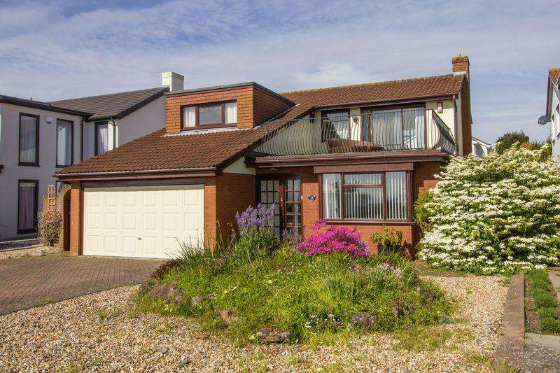 3 Bedrooms Detached House for sale in Whitcliffe Drive, Penarth