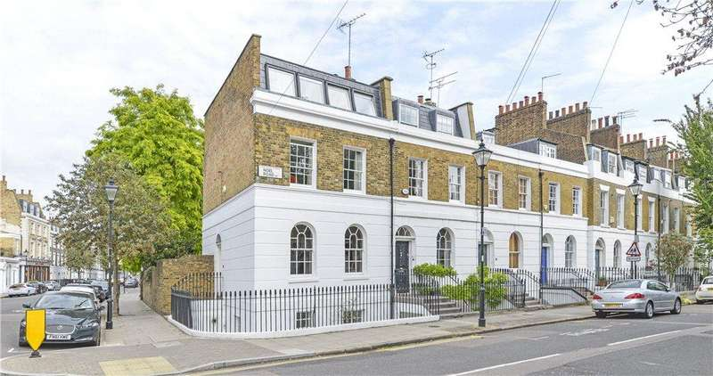 3 Bedrooms Semi Detached House for sale in Noel Road, Islington, N1