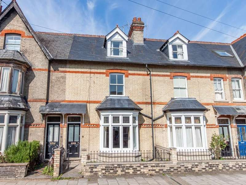 5 Bedrooms Terraced House for sale in Guest Road, Cambridge