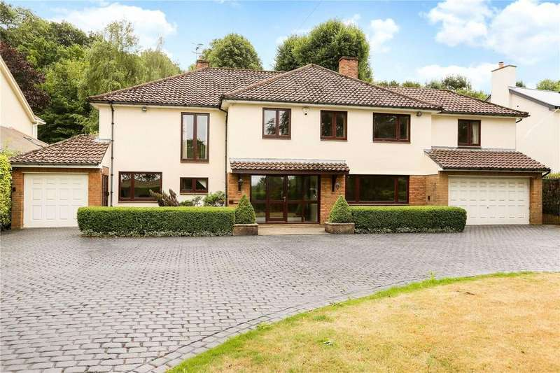 6 Bedrooms Detached House for sale in Stoke Park Road, Stoke Bishop, Bristol, BS9