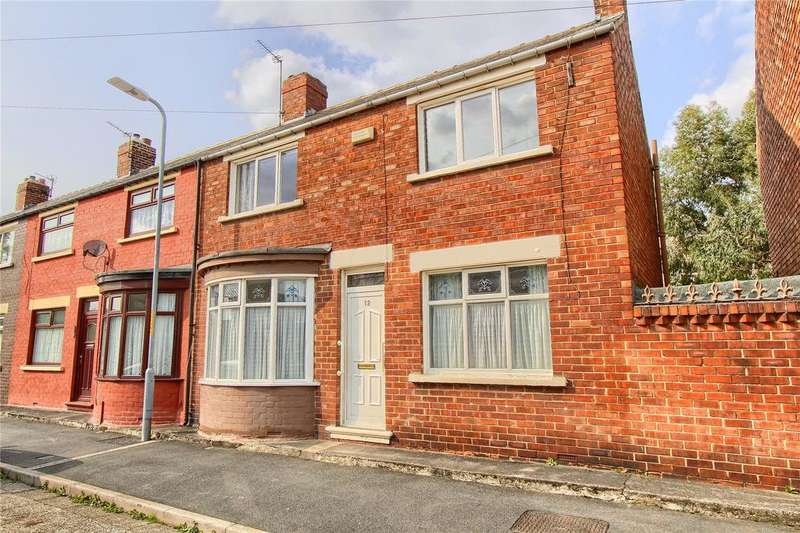 3 Bedrooms End Of Terrace House for sale in Eric Avenue, Thornaby