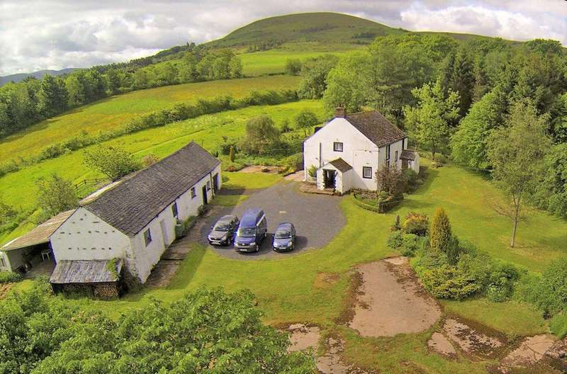 4 Bedrooms Detached House for sale in Sparket Farm, Thackthwaite, Penrith, Cumbria