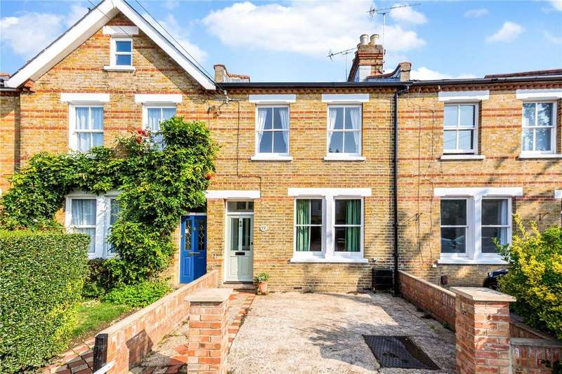 3 Bedrooms Terraced House for sale in Bolton Road, Windsor, Berkshire, SL4
