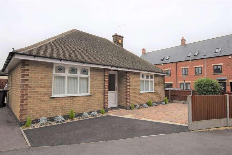 2 Bedrooms Detached Bungalow for sale in Druid Street, Hinckley