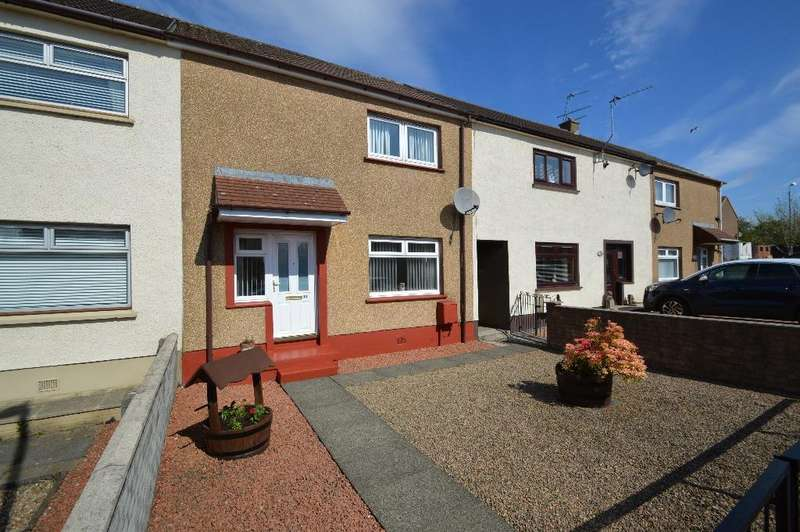 2 Bedrooms Terraced House for sale in Newhouse Drive, Kilbirnie, North Ayrshire, KA25 6EU