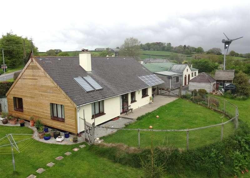 4 Bedrooms Detached Bungalow for sale in Merton, Okehampton