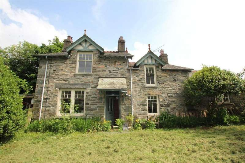 3 Bedrooms Detached House for sale in School House, Ulpha, Nr Broughton-In-Furness, Cumbria