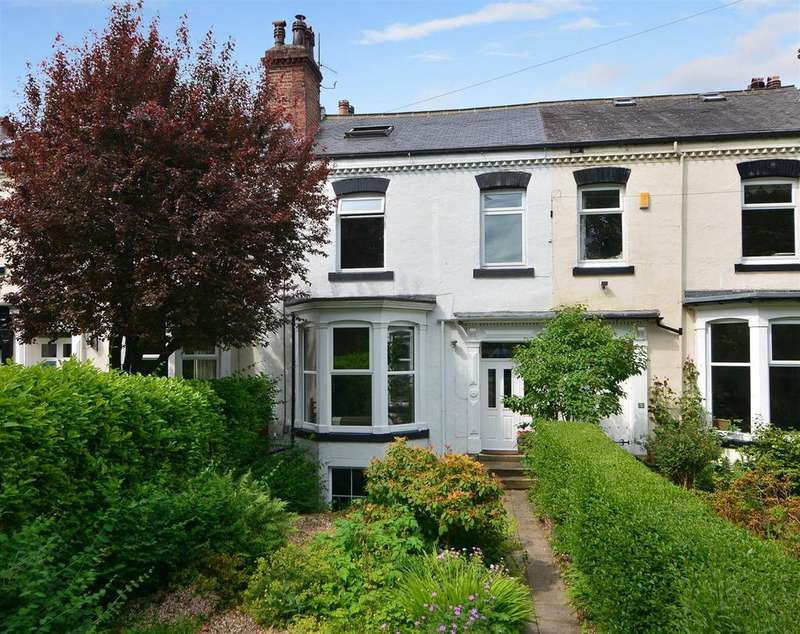 5 Bedrooms Terraced House for sale in Airedale Cliff, Whitecote LS13