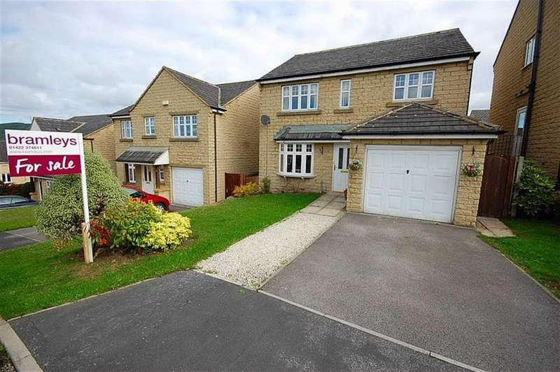 4 Bedrooms Detached House for sale in Fern Rise, Lower Edge, Elland, HX5