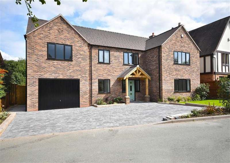 5 Bedrooms Detached House for sale in Meadow View, The Paddock, Claverley, Wolverhampton, Shropshire, WV5
