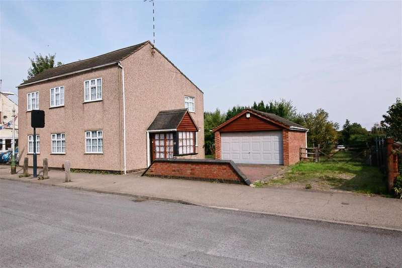 4 Bedrooms Plot Commercial for sale in Lower Street, Hillmorton, Rugby