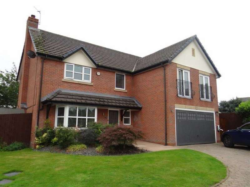 5 Bedrooms Detached House for sale in St Marys Court, Lowton