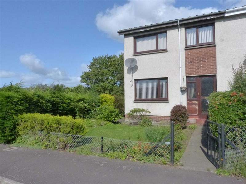 2 Bedrooms Terraced House for sale in Glebe Drive, Inchture