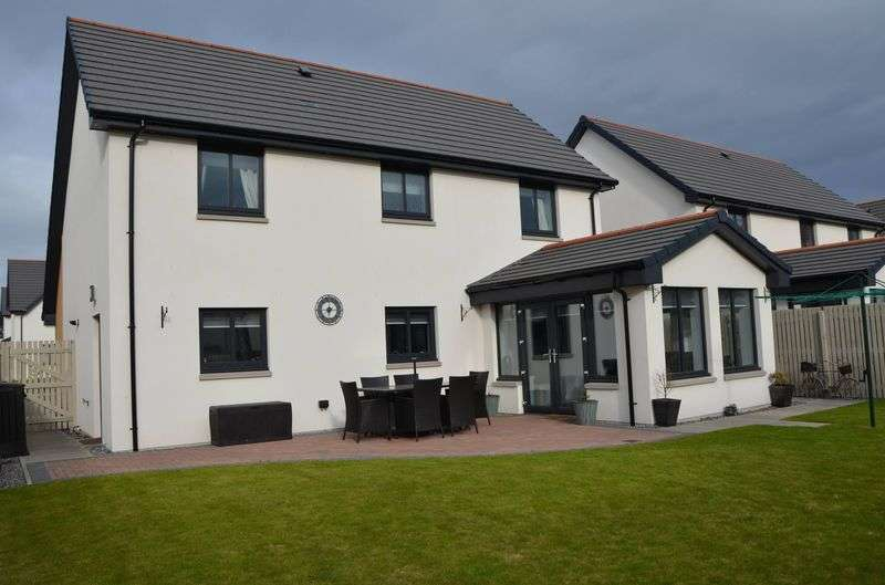 3 Bedrooms Property for sale in Ness Street, Nairn