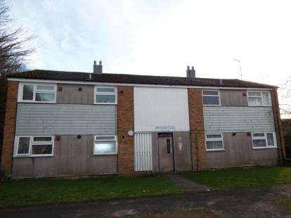 1 Bedroom Flat for sale in Fitzwarin Close, Luton, Bedfordshire