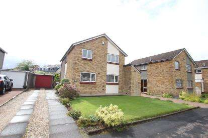 4 Bedrooms Detached House for sale in Thrums Avenue, Bishopbriggs