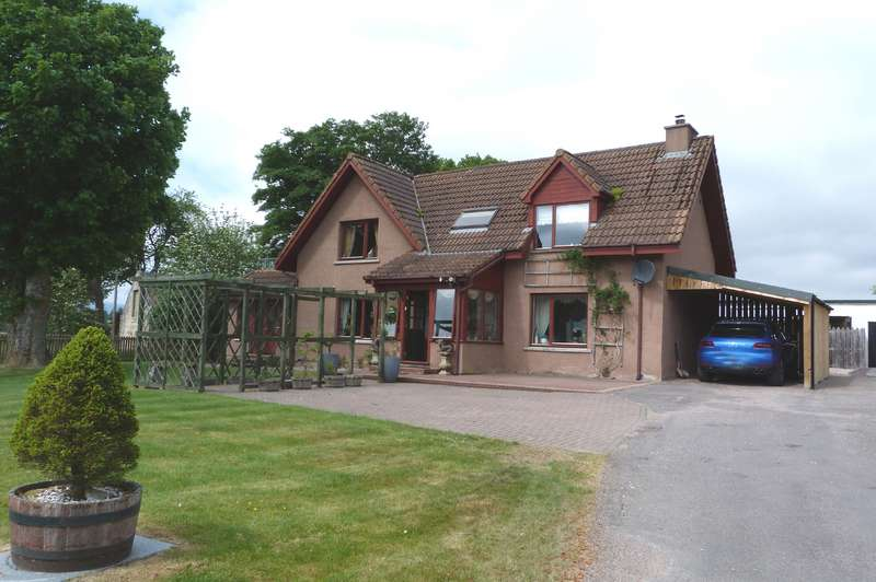 2 Bedrooms Cottage House for sale in Boat of Garten, PH24 3BY