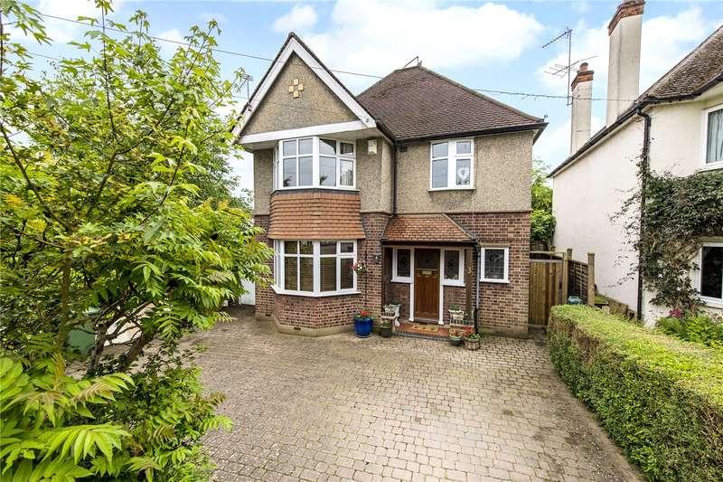 5 Bedrooms Detached House for sale in St. Stephens Avenue, St. Albans, Hertfordshire, AL3
