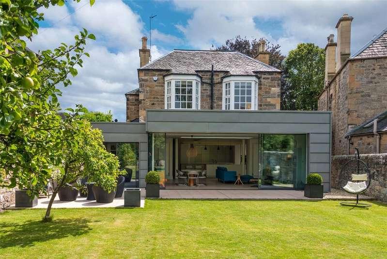 3 Bedrooms Detached House for sale in Queen's Crescent, Edinburgh