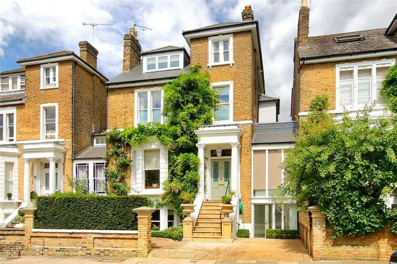 6 Bedrooms Link Detached House for sale in Montague Road, Richmond, Surrey, TW10
