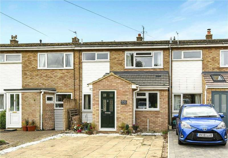 3 Bedrooms Terraced House for sale in Lower Shelton Road, Marston Moretaine, Bedfordshire