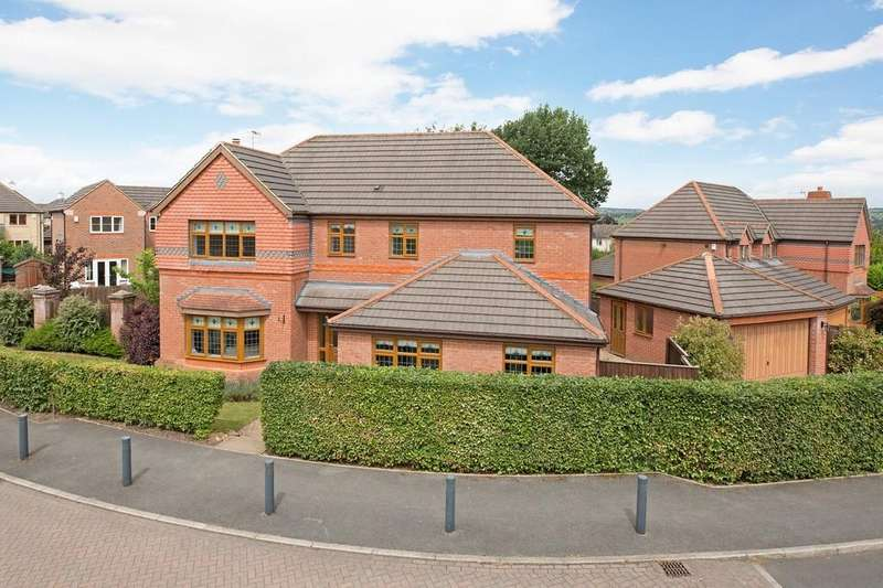 4 Bedrooms Detached House for sale in Swallow Drive, Pool In Wharfedale