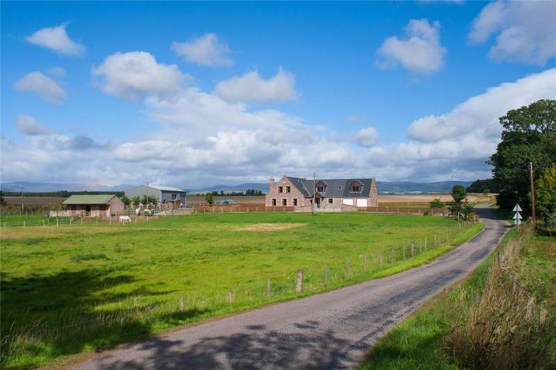 5 Bedrooms Detached House for sale in Mill House, Wakefield, By Laurencekirk, Kincardineshire, AB30