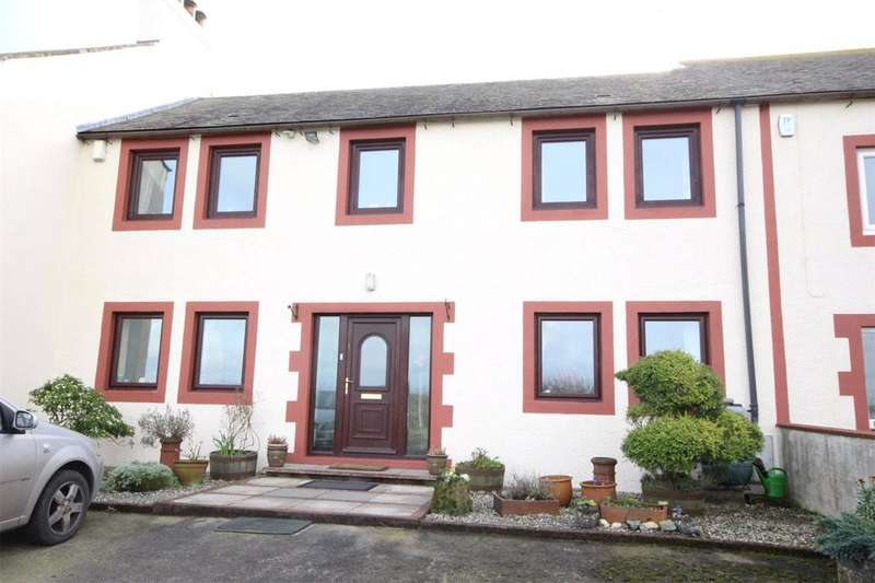 3 Bedrooms Barn Conversion Character Property for sale in 1 Wath Courtyard, Silloth, Wigton, Cumbria