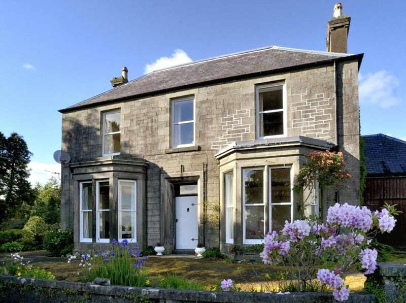 4 Bedrooms Detached House for sale in Eskmount, 7 Arkinholm Terrace, Langholm, Dumfries and Galloway