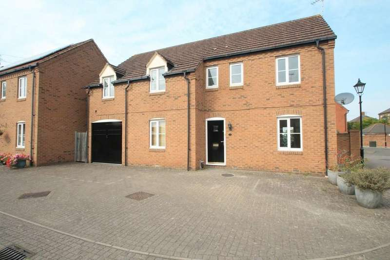 4 Bedrooms Detached House for sale in Homestead Place, Aylesbury