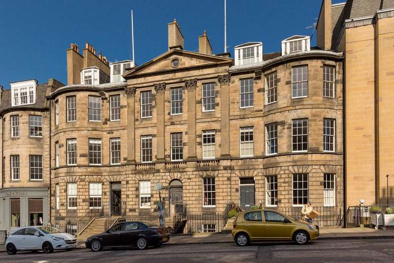 5 Bedrooms Duplex Flat for sale in North Castle Street, New Town, Edinburgh EH2