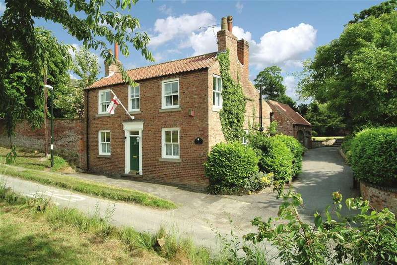 4 Bedrooms Detached House for sale in North View House, Goodmanham, York