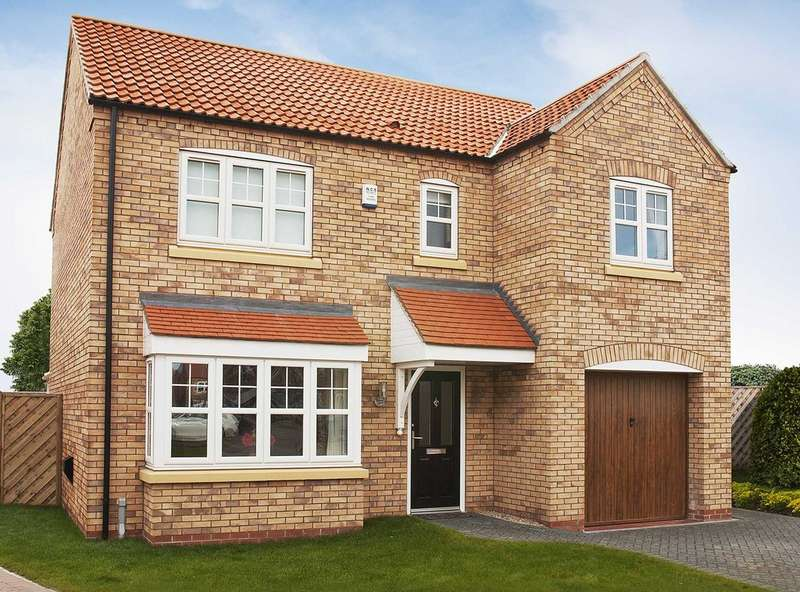 4 Bedrooms Detached House for sale in Plot 68, The Windsor, Corringham Road DN21