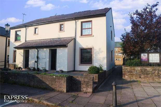 2 Bedrooms Flat for sale in Schoolhouse Court, Whitehaven, Cumbria