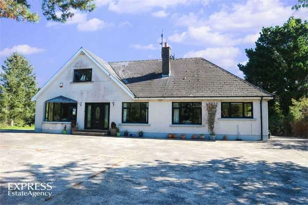 5 Bedrooms Detached Bungalow for sale in Ballywalter Road, Greyabbey, Newtownards, County Down