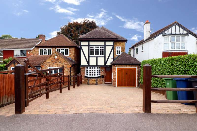 6 Bedrooms Detached House for sale in Woodside Avenue, Chesham Bois, HP6