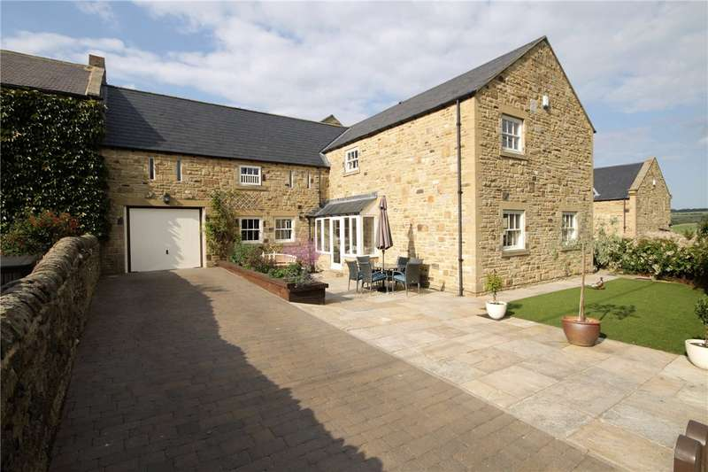 4 Bedrooms House for sale in Iveston Lane, Iveston, County Durham, DH8