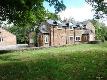 8 Bedrooms Detached House for sale in Whitchurch Road, Hatton Heath, Chester, Cheshire, CH3