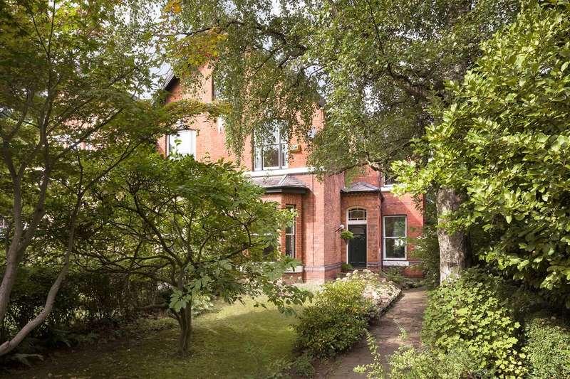 4 Bedrooms Semi Detached House for sale in Cedar Villas, 30 Mauldeth Road