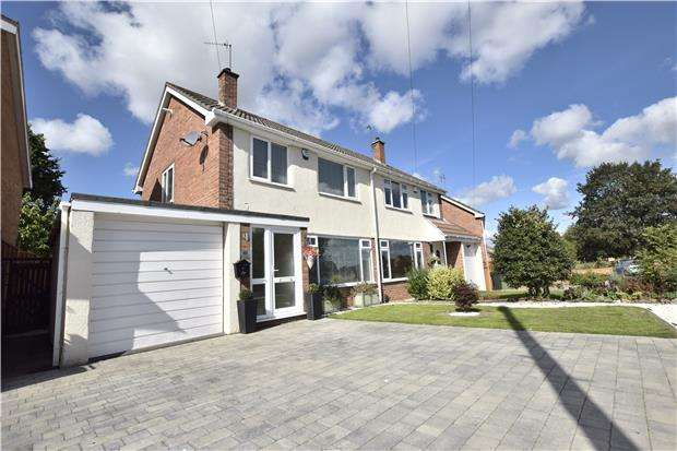 3 Bedrooms Semi Detached House for sale in Orchard Boulevard, Oldland Common, BS30 9PS
