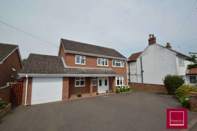5 Bedrooms House for sale in Meadow Road, New Costessey