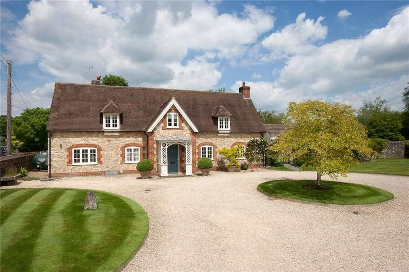 5 Bedrooms Detached House for sale in Brixton Deverill, Warminster, Wiltshire