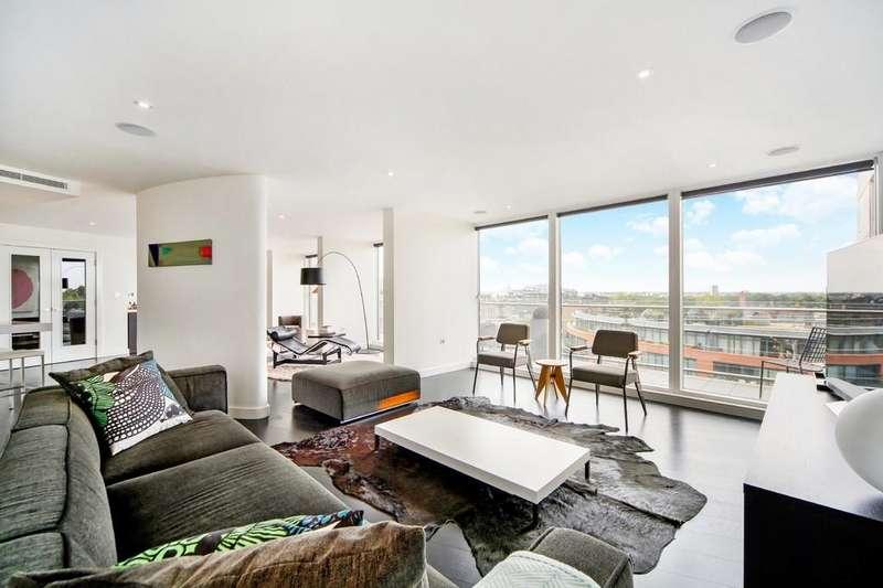 3 Bedrooms Apartment Flat for sale in Caro Point , Gatliff Road , Grosvenor Waterside
