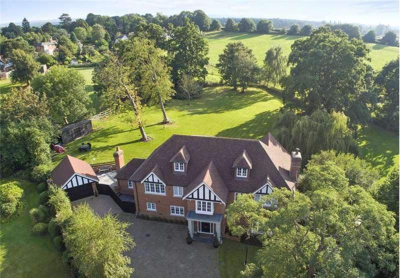6 Bedrooms Equestrian Facility Character Property for sale in Hatchford Park, Ockham Lane, Cobham, Surrey, KT11