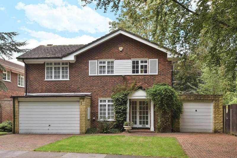 5 Bedrooms Detached House for sale in Inchwood, West Wickham